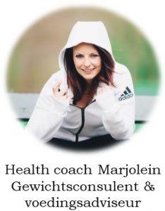 health coach Marjolein